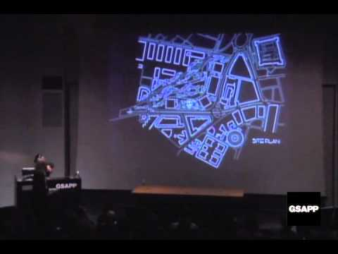 Where does architecture meet public space? Carme Pinós