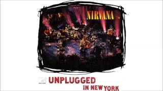 Nirvana - Pennyroyal Tea MTV Unplugged (Vocal Track - Vocal Only)