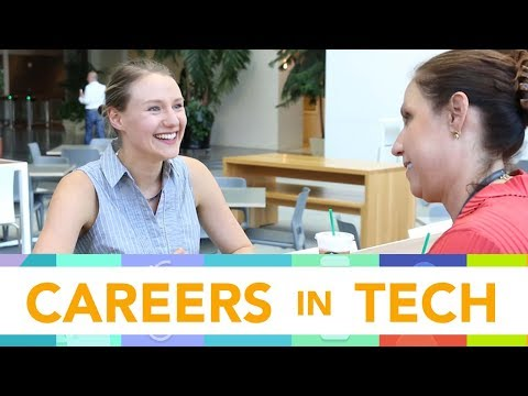 Careers in Tech: My Name is Polina