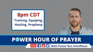 Power Hour w/ Pastor Ren