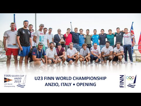 2019 Finn Silver Cup - Preparation and Opening Ceremony