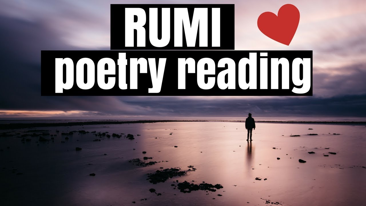 RUMI Poetry Reading ❤ Life and Love 🙏 Magnetic Tarot