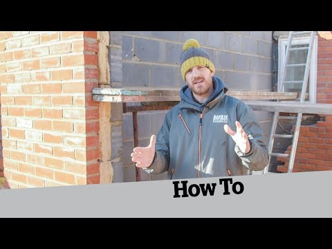 How to Build Walls; How to Build an Extension (4)