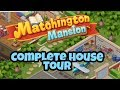 MATCHINGTON  MANSION - Gameplay Walkthrough Part 23 iOS / Android - Complete House Tour