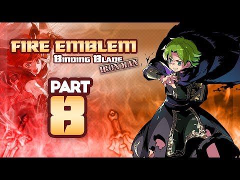 Fire Emblem 6, Binding Blade, Ironman Stream
