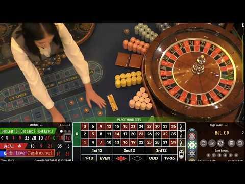 Casino Platinum Bucharest - Live Roulette