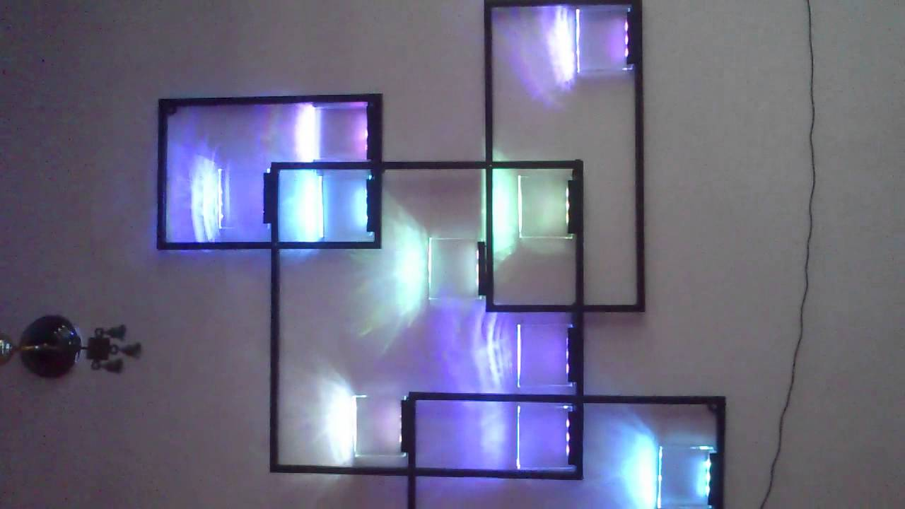 Led Wall Hanging Frame