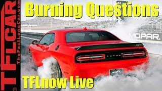 Your Top 10 Most Frequently Asked Questions...Answered! TFLnow Live Show #24
