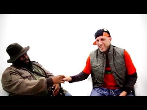 RECORDING SESSIONS Presents HIGHLIGHTS a interview with RAS G