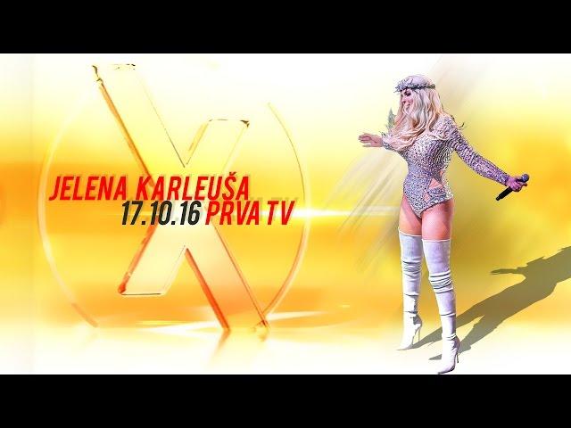 JELENA KARLEUSA // Exkluziv / 17.10.16