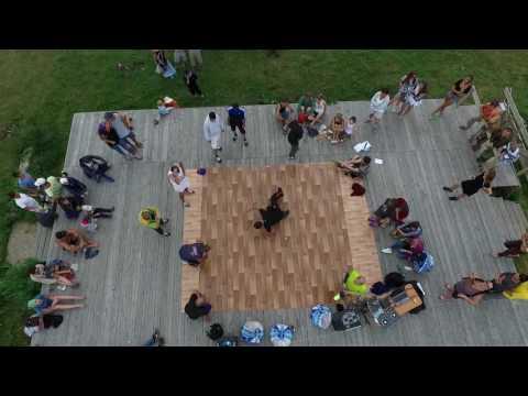 Шарыпово, Большое (Парное) озеро, Брейк-данс, Урбан-спорт 2016, Full