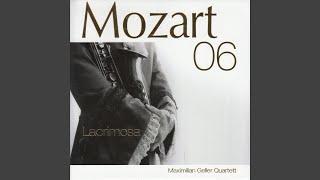 Sinfonia concertante in E-Flat Major, K. 364: II. Andante (Arr. for Jazz Quartet)