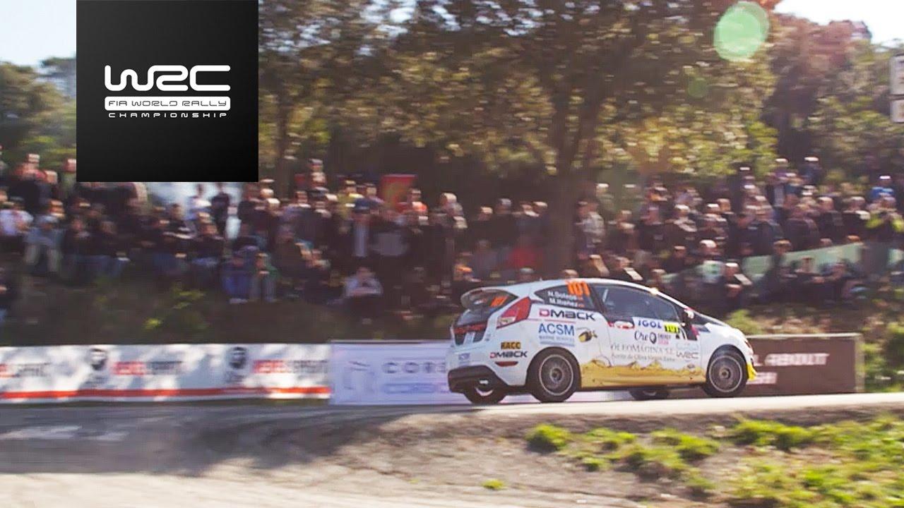 FIA Junior WRC - Tour de Corse 2017: Junior WRC Highlights Day 1