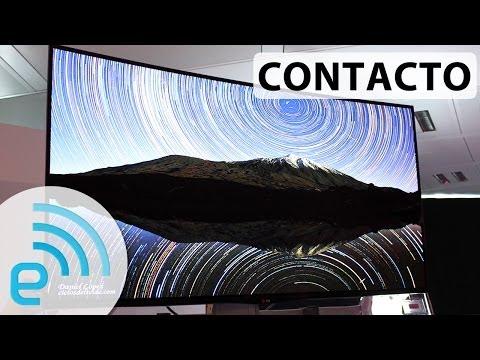 El televisor OLED curvado de LG ya se encuentra en España   Engadget en español
