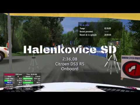 RBR – Halenkovice SD – Onboard