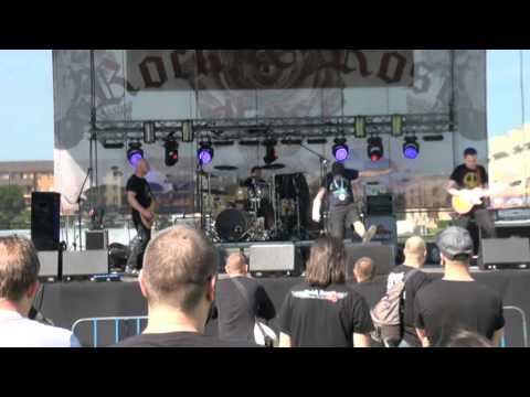 Ghetto live Rock&Rose Fest Kutno 2014