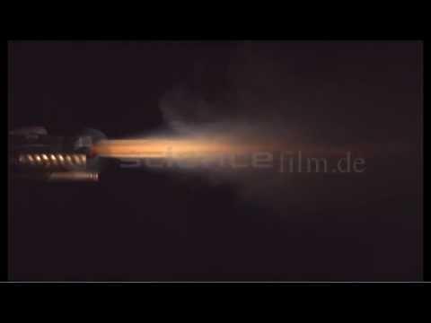 Mündungsfeuer