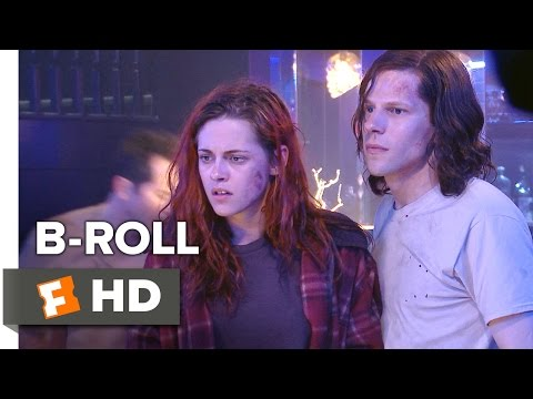 American Ultra B-ROLL (2015) - Jesse Eisenberg, Kristen Stewart Action Movie HD
