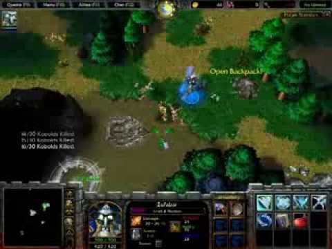 Лучшие Rpg Карты для Warcraft 3