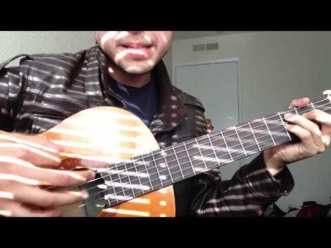 Mujeres Divinas - Vicente Fernandez - Tutorial - Guitarra - Parte 2