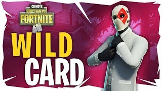 WILD CARD | Fortnite Battle Royale - Gameplay