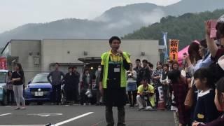 神村学園マーチングバンド[おじゃったモール薩摩川内館]野外演奏 ~a~