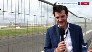 Car Racing Chat to Camera (Media Presenter) - Jaymie Knight