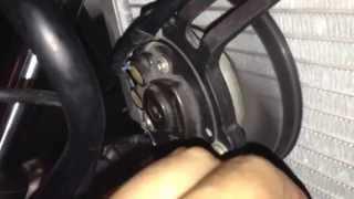 Add radiator fan in cb150r