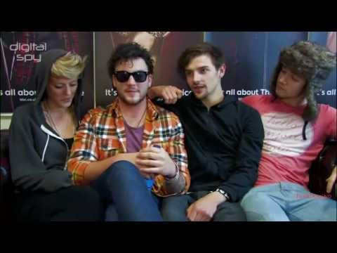 The Voice UK Team Danny: Bo Bruce,Max Milner,Alex Josh & David Julien interview
