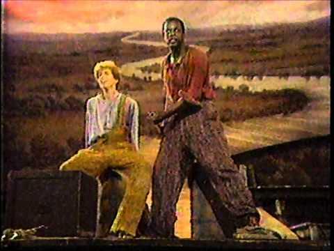 BIG RIVER 1985 Tony Awards