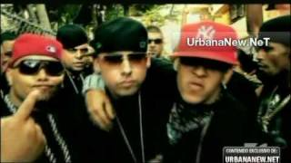 Daddy Yankee Ft  Arcangel,De La Ghetto, Julio Voltio, Nejo & Baby Rasta   Somos De Calle Remix Music Video