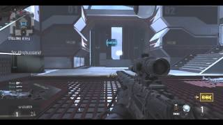 Advanced Warfare Sniping Montage!