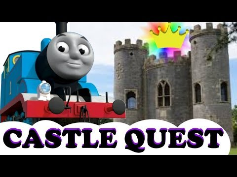 thomas and friends castle quest set instructions