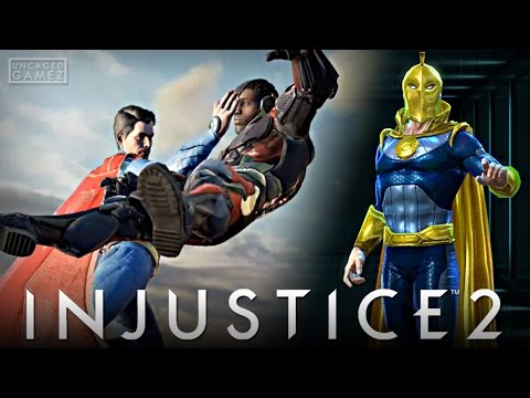 "Injustice 2 Mobile: OP Superman, Going ""Online"", & Dr. Fate Gear!!"