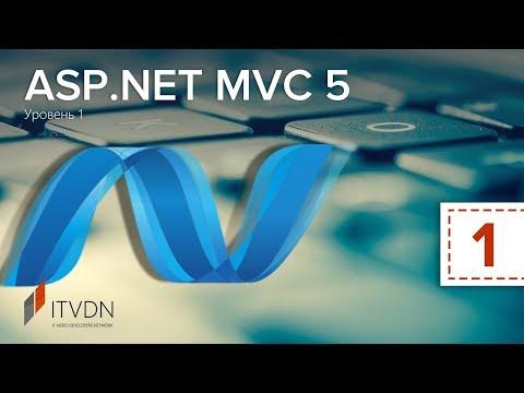 ASP.NET MVC 5. Уровень 1. Урок 1. Начало работы с ASP.NET MVC 5