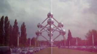 видео Монумент «Атомиум»