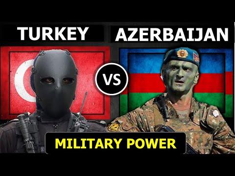 Turkey vs Azerbaijan Military Power Comparison 2020 | Global Analysis #army