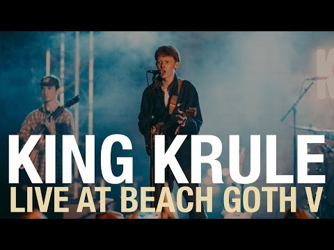 King Krule - Ceiling (Live at Beach Goth V 2016)