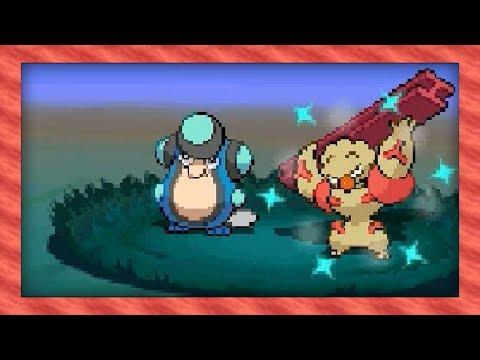 Live Shiny Gurdurr After 9,119 Random Encounters! (Pokémon White 2)