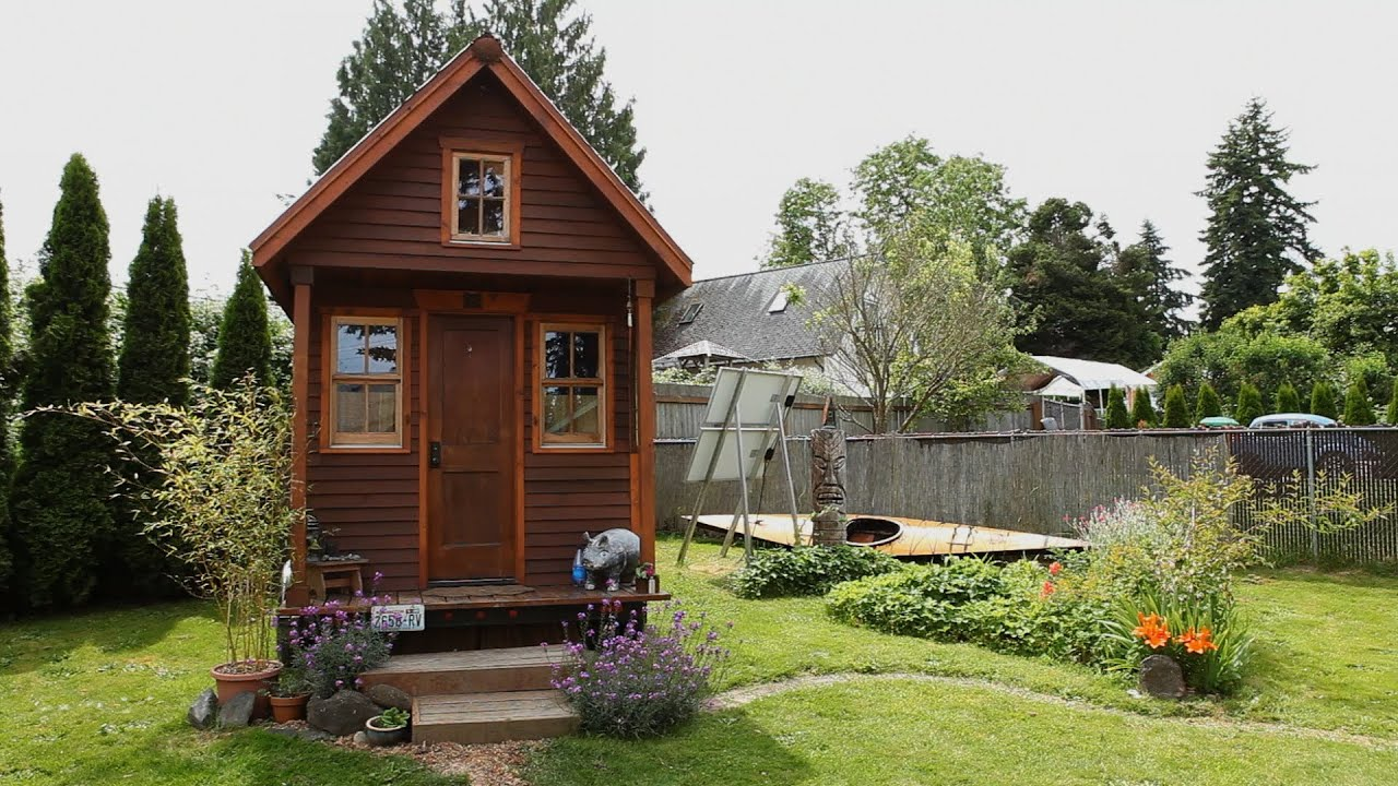 The tiny house movement from washington state to for House plans washington state