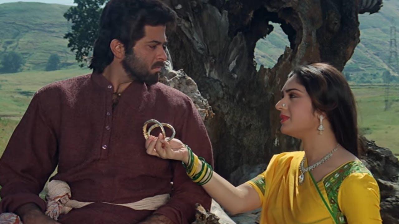 Download मेरे खेत के लिए तुम्हारे कंगन नहीं बेच सकता   Amba (1990) (HD)   Anil Kapoor, Meenakshi Seshadri