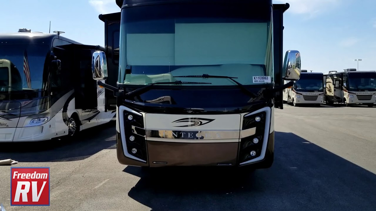 2019 Entegra Coach Insignia 37MB Walkthrough Stk#208485