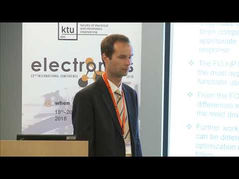 SPECIAL SESSION 9A. FRACTIONAL-ORDER SYSTEMS AND THEIR UTILIZATION