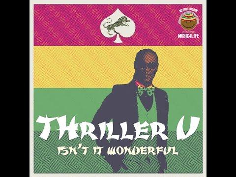 Thriller U - Isn't It Wonderful (Lyric Video)