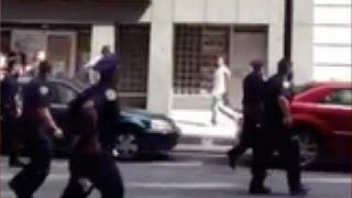 Raw Video: Cops kill a deranged man - New York Post