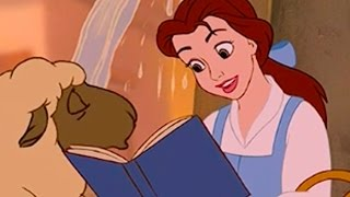 beauty and the beast belle sing a long disney