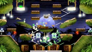 Clones Cooperative Multiplayer 2 vs 2