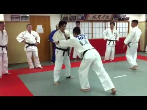02/22/2012 O-Uchi-gari David Hong Kong Martial Arts Club