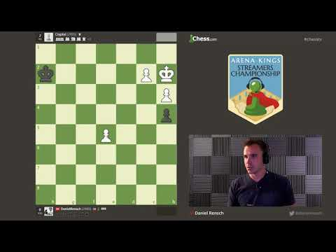 Arena Kings Chess Tournament: Streamers Championship | Week 1 Bullet