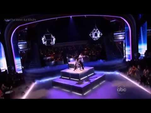 Melissa Rycroft & Tony - Supersize Freestyle - DWTS (Allstars Finals)